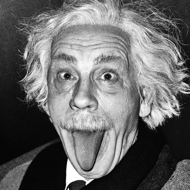 arthur-sasse-_-albert-einstein-sticking-out-his-tongue-1951-2014